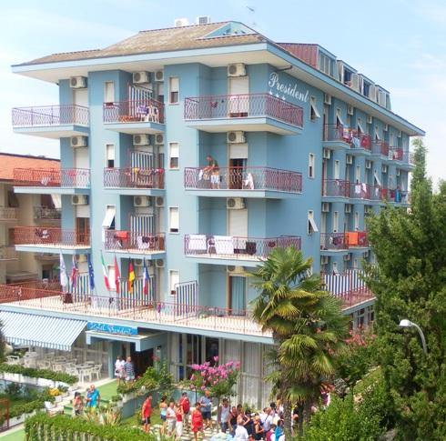 Hotel President - San Benedetto del Tronto