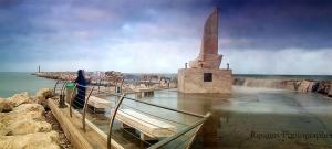 Immagine del molo di San Benedetto del Tronto