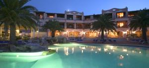 Piscina Residence Costa Smeralda