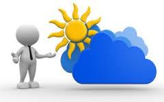 Articolo Portale pioggia e sole