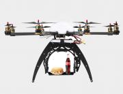 La vacanza del futuro con il drone